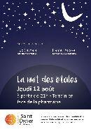La nuit des étoiles !
