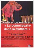 Conférence en scène