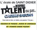 L'école de Saint-Didier a un incroyable talent ...