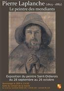 Vernissage de l'exposition des oeuvres de Pierre Laplanche